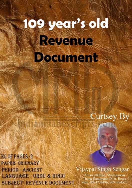 Revenue Document